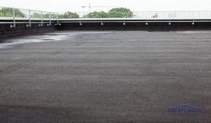 Flat Roof Leak