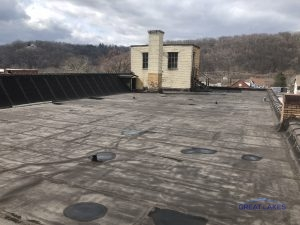 Vulcanized Rubber Roofing