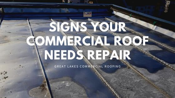 Signs Your Commercial Roof Needs Repair